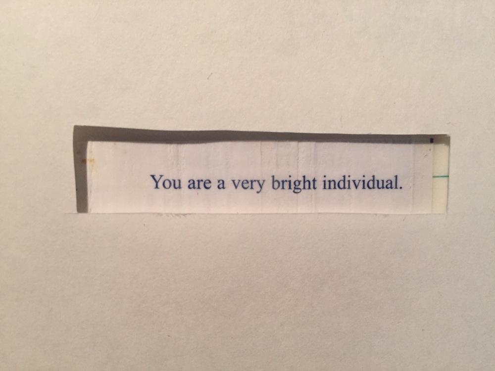 The Wisdom of Fortune (2/6)