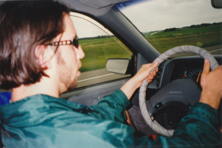 Old Photographs-141 Driving